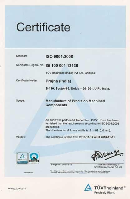 iso-9001-2008-prajna